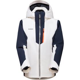 Mammut Stoney HS Thermo Jacket Women, blanc/bleu